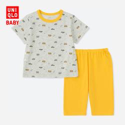 Baby/Toddler Pajamas (Short Sleeve)