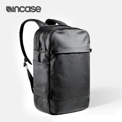 American INCASE Leather/Coated Canvas Reminiscent Classic 15-inch Apple Computer Business Backpack