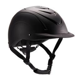500 Horse Riding Helmet - Black
