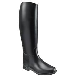 Schooling Junior Horse Riding Boots Size Junior 10 to 2