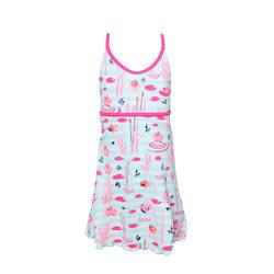 Riana Dress Girls' One-Piece Swimsuit - Allknit