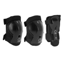 Play Children's 3-Piece Protective Gear for Skates/Skateboard/Scooter