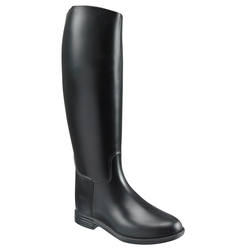 SCHOOLING adult horse riding boots size 2½ to 10