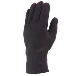 Forclaz 100 Adult Non-Touchscreen Hiking Gloves