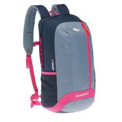 Arpenaz Hiking Backpack 20 Litres Ideal for 1-day hikes.