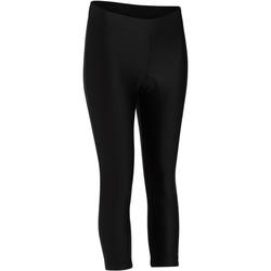 ST100 Women's Mountain Bike Shorts - Black