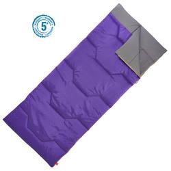 Camping sleeping bag / hiking camp ARPENAZ 15°