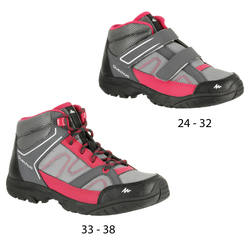 Arpenaz 50 Mid Children's hiking Shoes