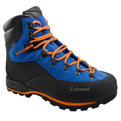 MOUNTAINEERING BOOTS - BLUE STANDARD SIZES41; 42; 43; 44; 45; 46