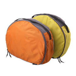 2 Half-moon Hiking Bags 70 to 90 L
