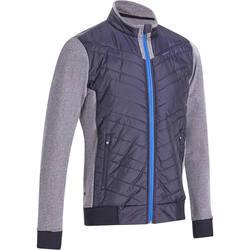 Men's Black Golf Padded Jacket