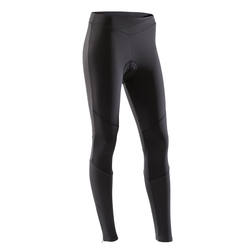 500 Women's Cycling Tights - Black