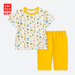 Baby/Toddler (UT) S Sanderson Pajamas (Short Sleeve)