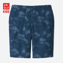Children's wear/boys DPJ light cotton elastic shorts
