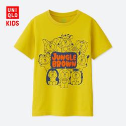 Children's Wear / Boys / Girls (UT) LINE FRIENDS Printed Tee (Short Sleeve)