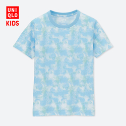 【Special size】Boys & Girls (UT) DPJ MICKEY&The SUN Printed T-shirt