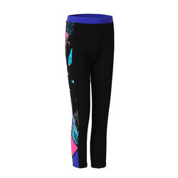 Anna Chlorine-Resistant Aquabiking Leggings