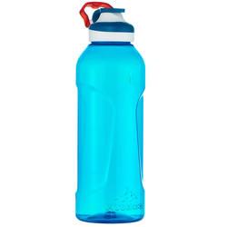 Plastic Hiking Water Bottle 500 Quick-Opening Cap 0.8 Litre (Tritan)