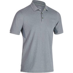 900 Men's Golf Short Sleeve Warm Weather Polo - Heather Blue