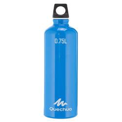 Screw Cap, Aluminium, 100 Hiking Flask - 0.75 L, Blue