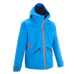 Hike 900 Children's Hiking Jacket - Blue