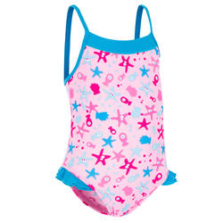 Madina+ Baby Girls' One-Piece Swimsuit - All Sia