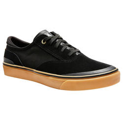 Vulca 500 Adult Low-Top Skate Shoes - Black
