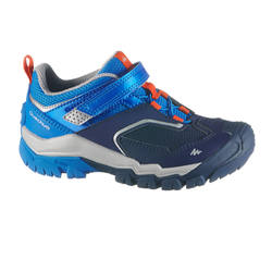 Crossrock Kid Boy's Mountain Hiking Shoes - Blue