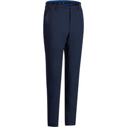 900 Men's Golf Warm Weather Trousers - Navy Blue