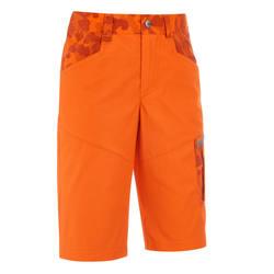 Boys' Hike 500 Hiking Shorts