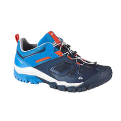 Crossrock Jr Boy's Mountain Hiking Shoes - Blue