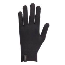 100 Adult Horse Riding Gloves - Black