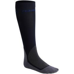 SKS900 Adult Horse Riding Socks x1 - Navy