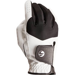 100 Men's Golf Beginner Glove - Left-Hander White