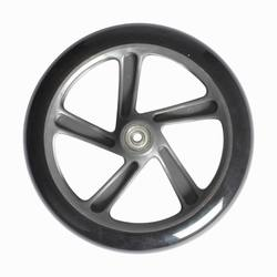 Single large wheel for adult scooter - 200 mm