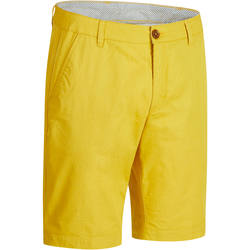 500 Men's Golf Warm Weather Bermuda Shorts - Navy Blue