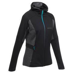 FH500 Helium Women's Hiking Fleece Jacket - Black