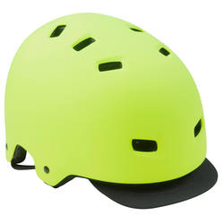 Tilt 500 City Cycling Helmet - Neon