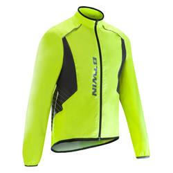 500 Visible Waterproof Cycling Jacket