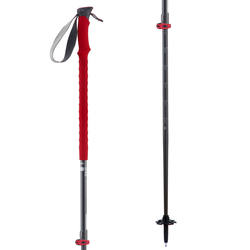 1 Forclaz 500 All season Hiking Pole - Red