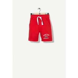 Bermuda jersey rouge