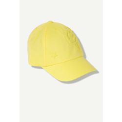 casquette jaune fantaisie