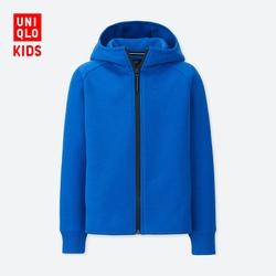 Children's wear / boys / girls Elastic sports hooded jacket (long sleeve)
