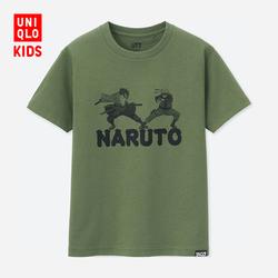 Children's wear/boys/girls (UT) JUMP 50th printed T-shirt (short sleeve)