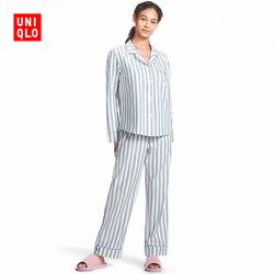 Women's Cotton Pajamas (Long Sleeve)