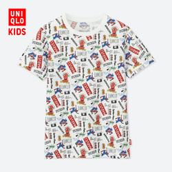Children's Wear / Boys / Girls (UT) UTGP MARVEL Printed T-Shirt (Short Sleeve)