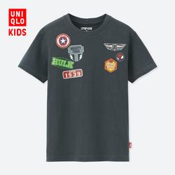 Children's Wear / Boys / Girls (UT) UTGP MARVEL Printed Tee (Short Sleeve)