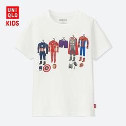 Children's Wear/Boy/Girl (UT) UTGP MARVEL Printed Tee (Short Sleeve)