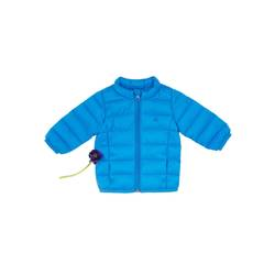 Padded jacket with zip
