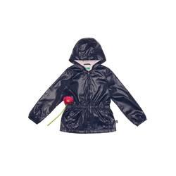 Jacket with hood and zip